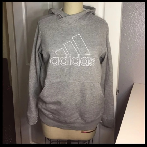low priced 72f10 87d48 adidas Tops - Womens Adidas hoodie